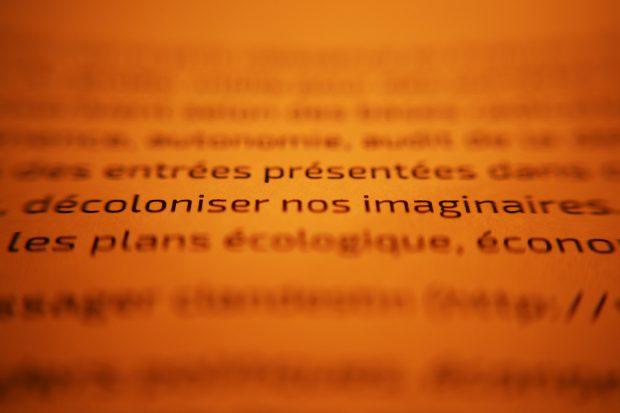 Décoloniser nos imaginaires